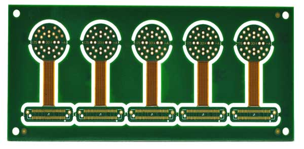 6L layer rigid-flex PCB