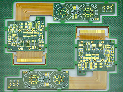 6L layer rigid-flex PCB