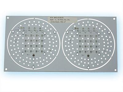 1L aluminum PCB