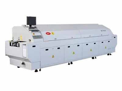 Picture of reflow oven
