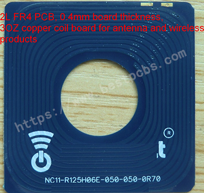 What kind of test for Coil Printed Circuit Board?