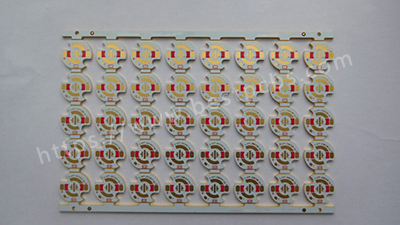Advantages of Sink-pads Copper Substrate in the Field of LED Products