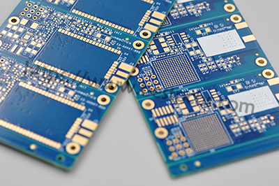 The function of solder mask layer on the PCB Board.