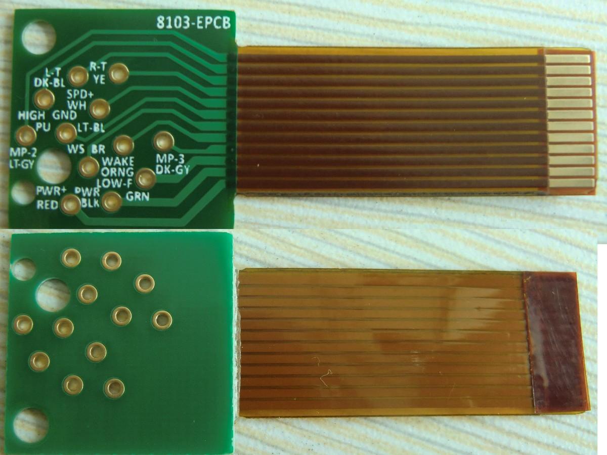 Rigid Flex Circuit Rigid Flex Pcb Rigid Flexible