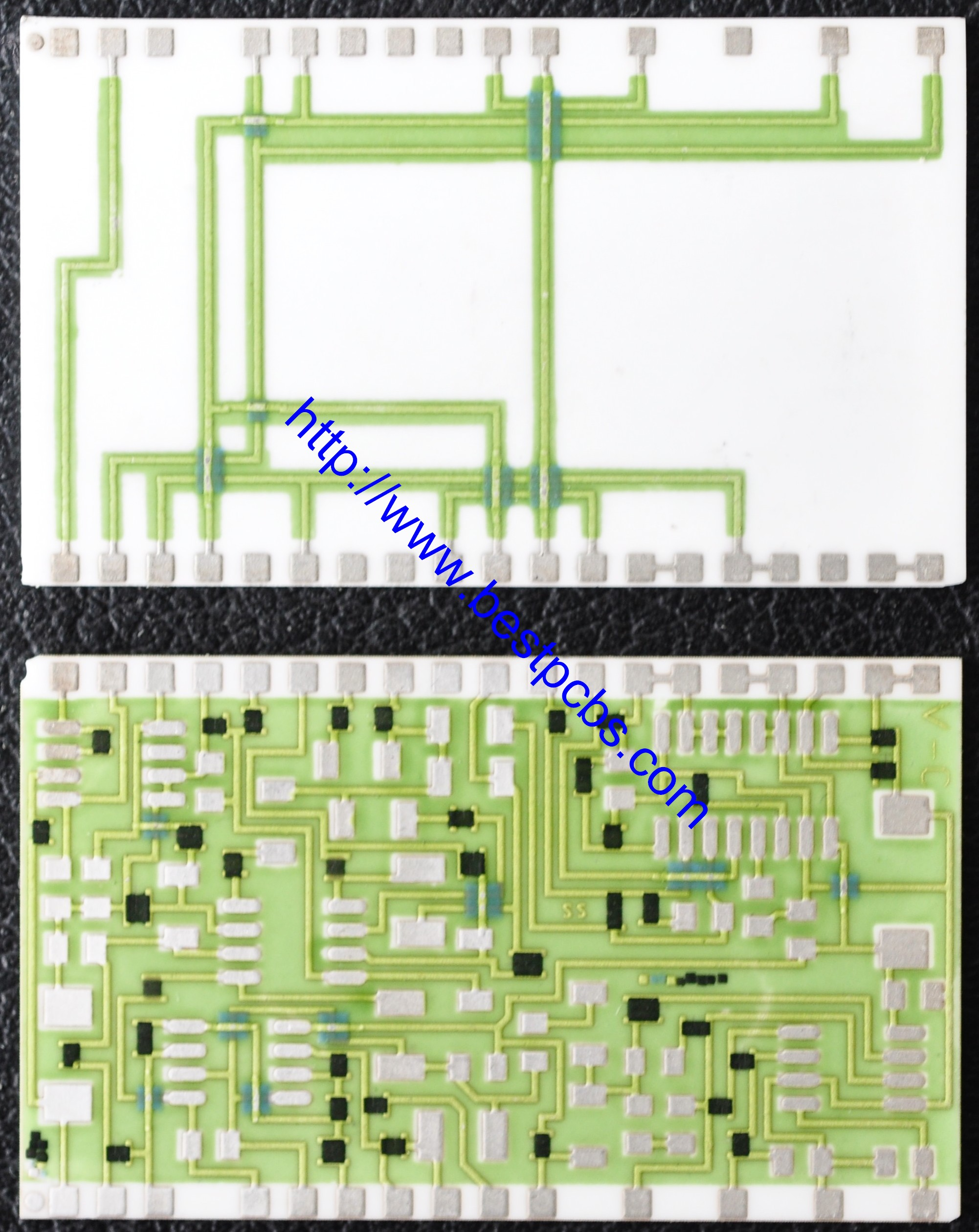 Pcb Quote Thick Film Ceramic Pcb  Tick Film Ceramic Circuit Board  Thick