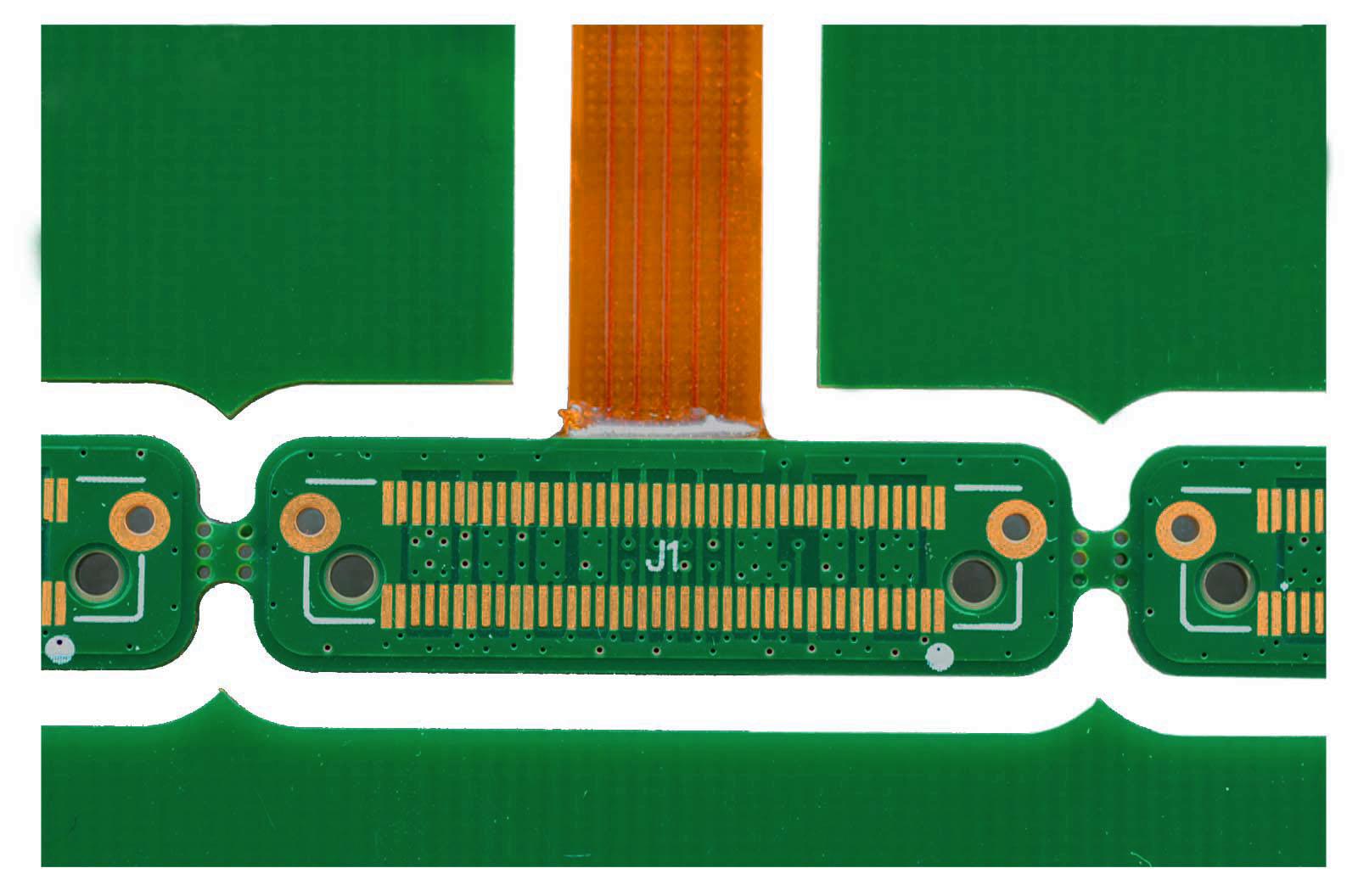 Photos Of Ceramic Pcb Dcb Thin Film Layer 1 Oz Flexible Printed Circuit Board And Cover Supplier Bfr13009 6 Rigid Flex